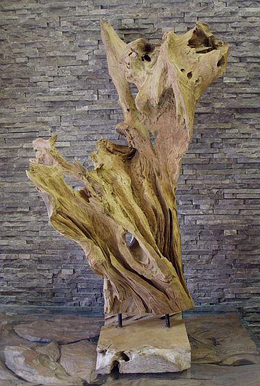 holzskulpturen schwemmholz treibholz wurzel holzdeko holzobjekt strandgut ebay. Black Bedroom Furniture Sets. Home Design Ideas
